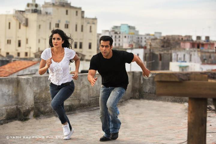 Stunts by Katrina Kaif