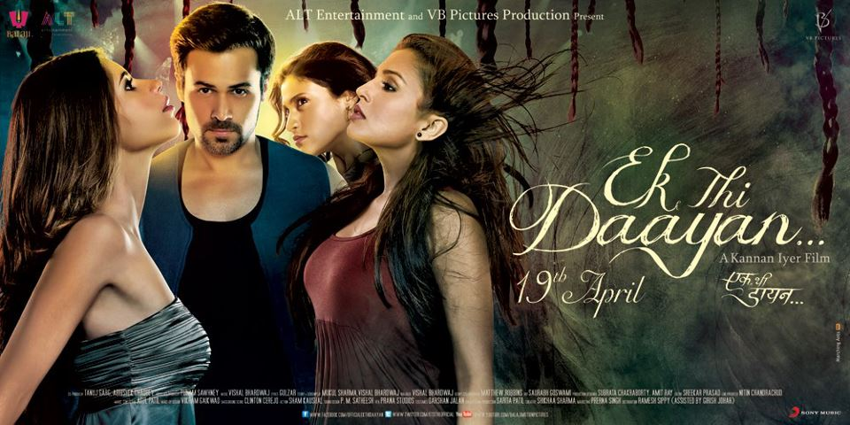 Ek Thi Daayan (2013) Hindi Movie *DVDSCR*