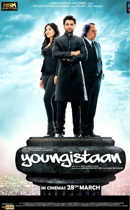 youngistan movie review Archives - The Common Man ... A Common Man Poster