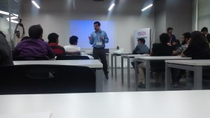 During the workshop