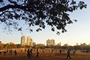 Shivaji Park. (Picture by Sam Desai)