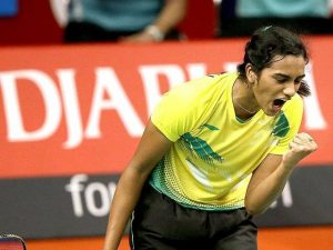 P V Sindhu (Picture: Hindustan Times)