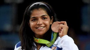 Sakshi Malik (Picture: Indian Express)