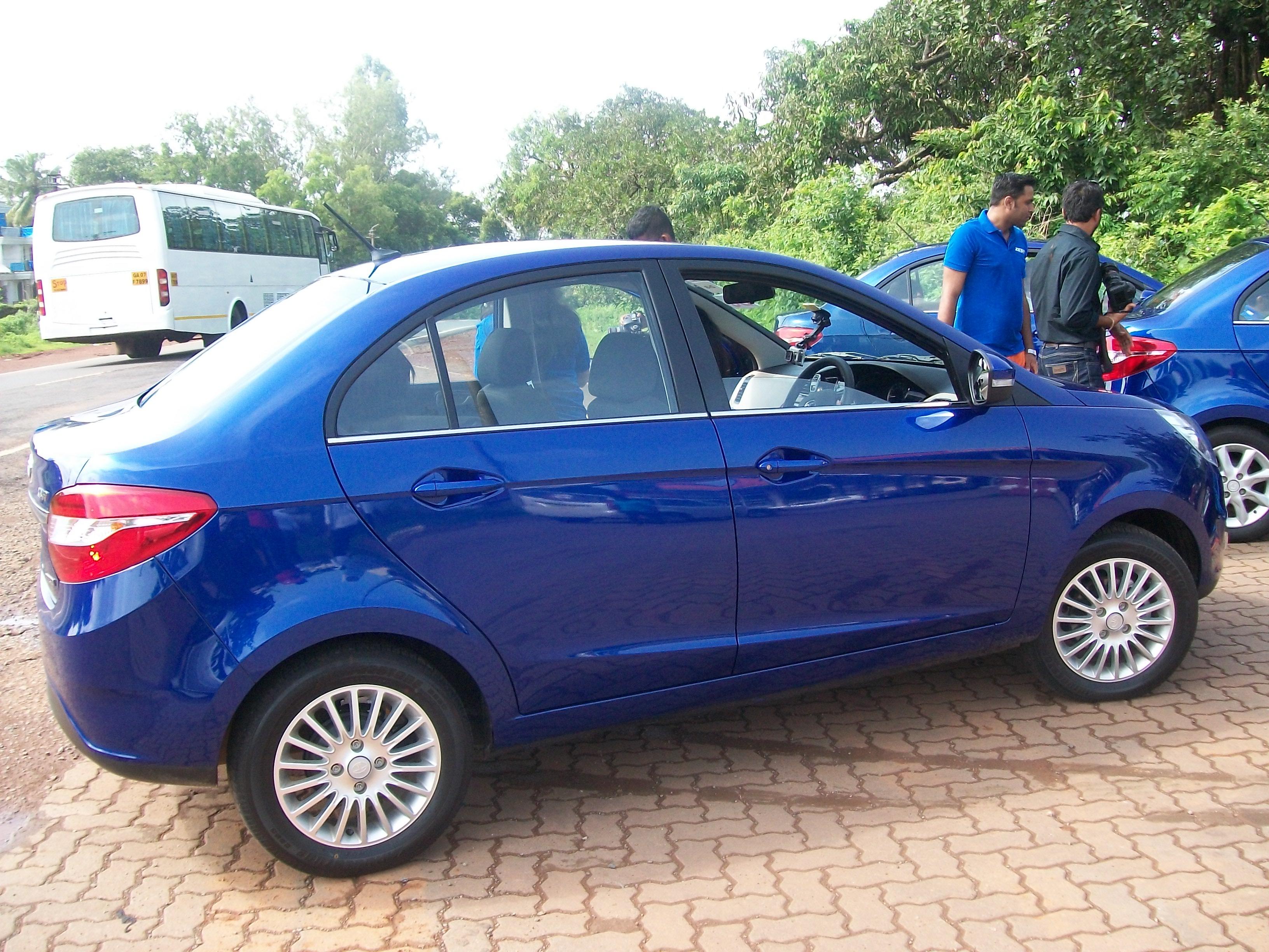 Tata Zest Car The Common Man Speaks