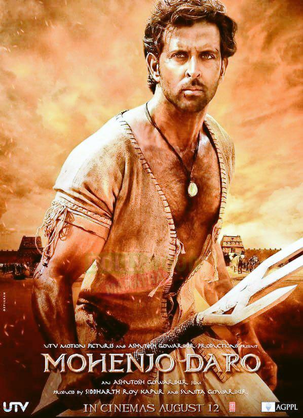 Mohenjo-Daro-poster - The Common Man Speaks A Common Man Poster