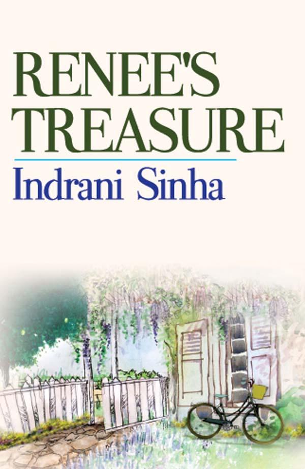 Renee's Treasure book