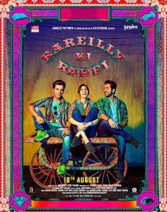 Bareilly Ki Barfi poster