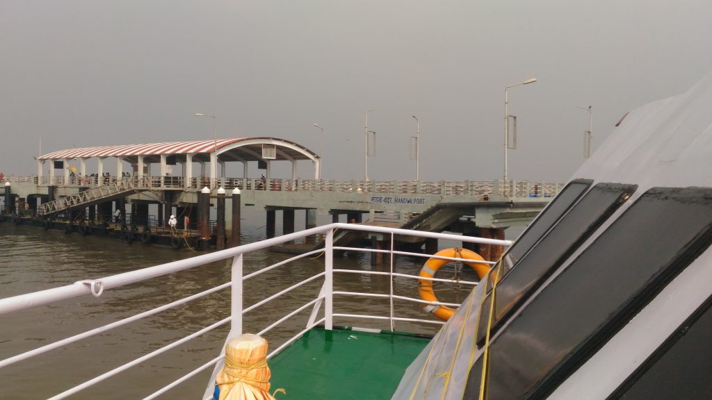 Alibaug ferry