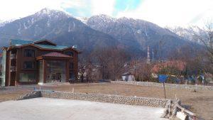 Kashmir mountains