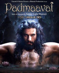 Padmaavat Ranveer Singh