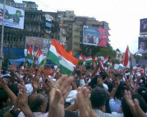 Anna Hazare movement