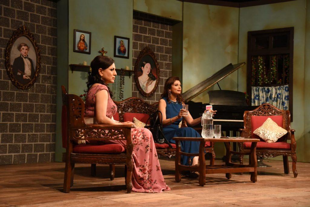 Varsha Usgaonkar, Kishori Shahane Vij
