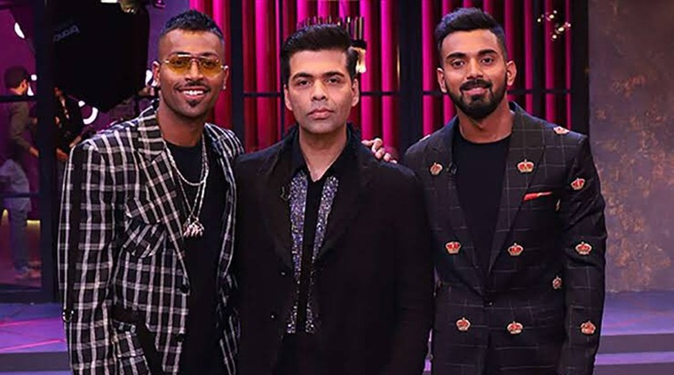 Hardik Pandya on Koffee With Karan episode