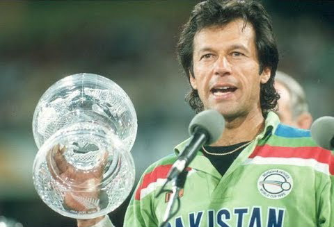 Imran Khan 1992 World Cup