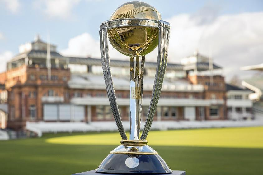 2019 World Cup Trophy