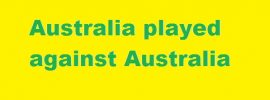 Australia World Series