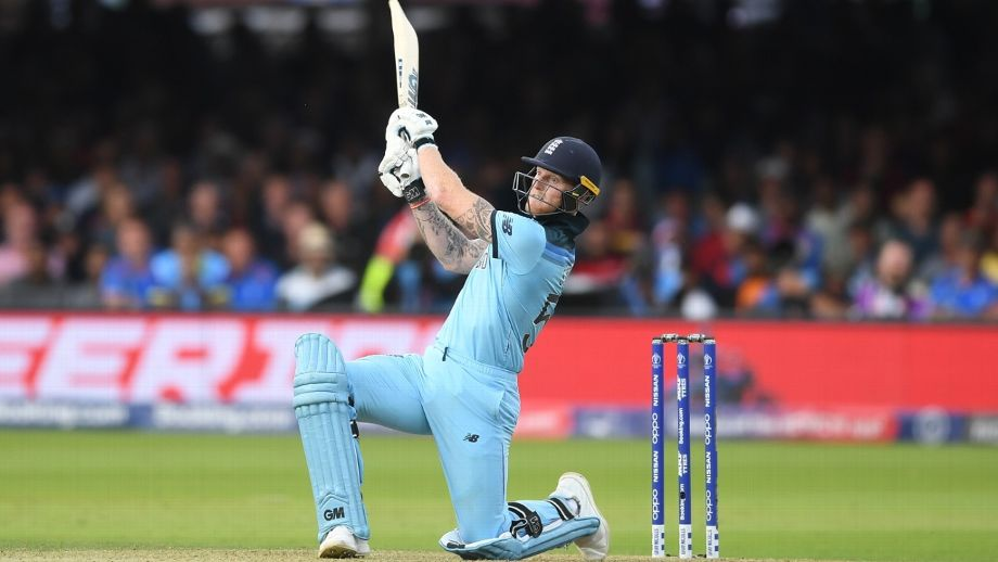 Ben Stokes in World Cup Final