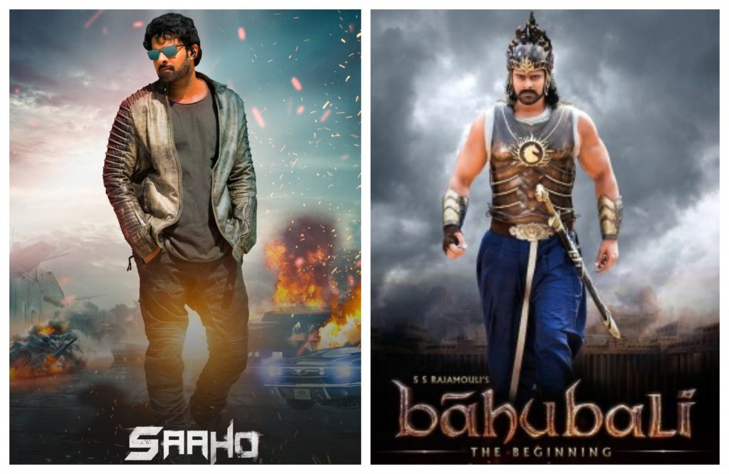 Saaho and Baahubali