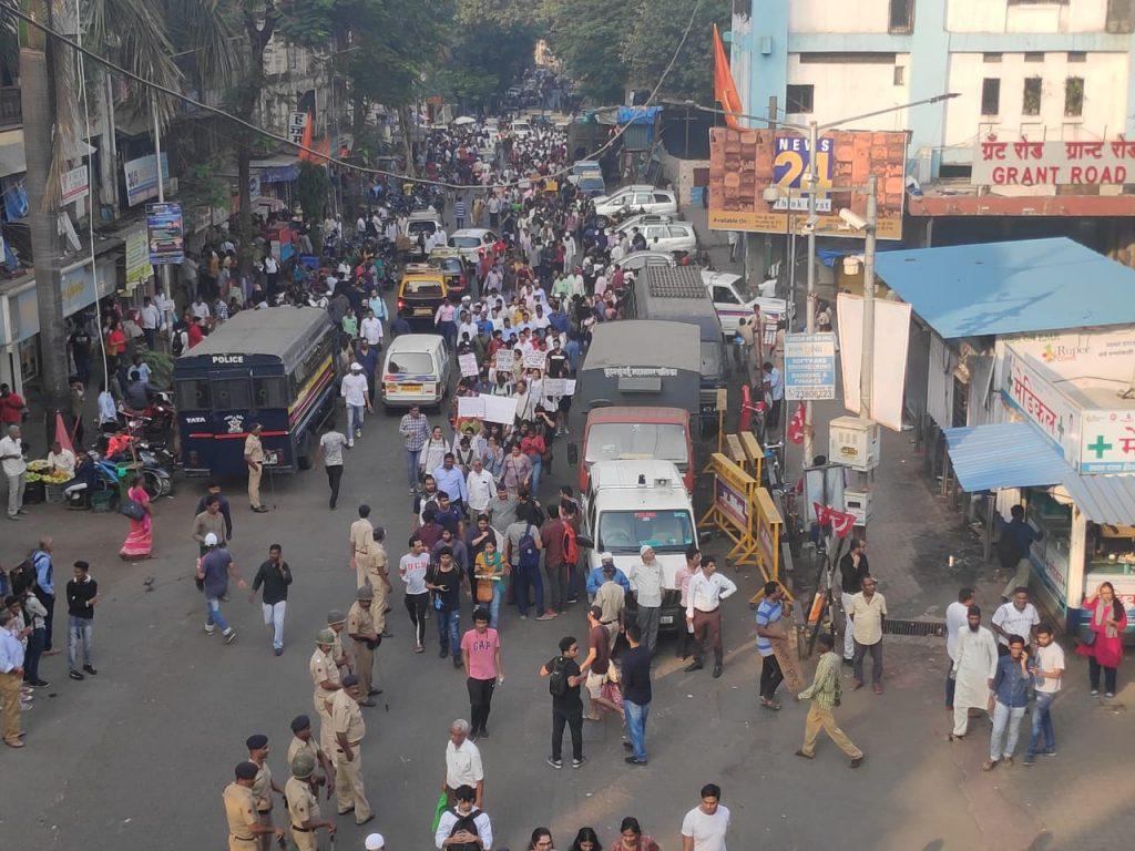 CAA Protest Mumbai