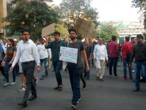 Mumbai NRC Protest