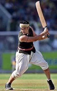 Aamir Khan Lagaan match