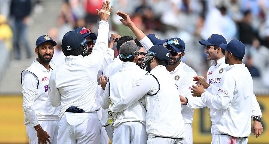 India-Australia Melbourne 2020