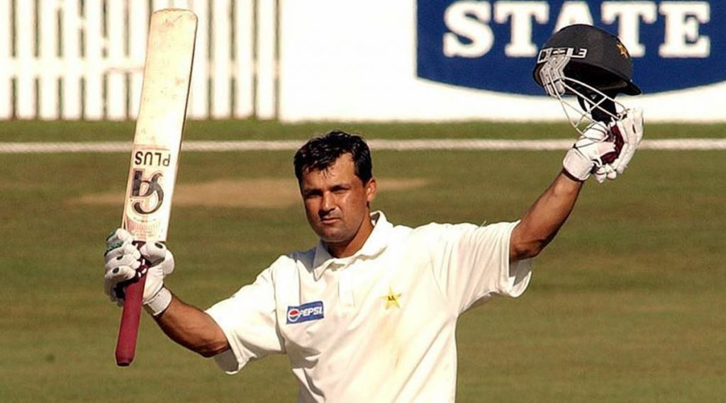 Pakistan keeper Moin Khan