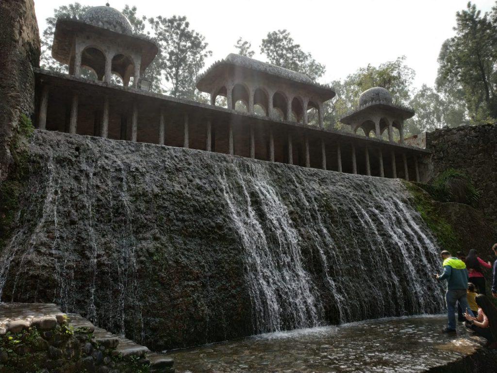 Waterfall Rock Garden